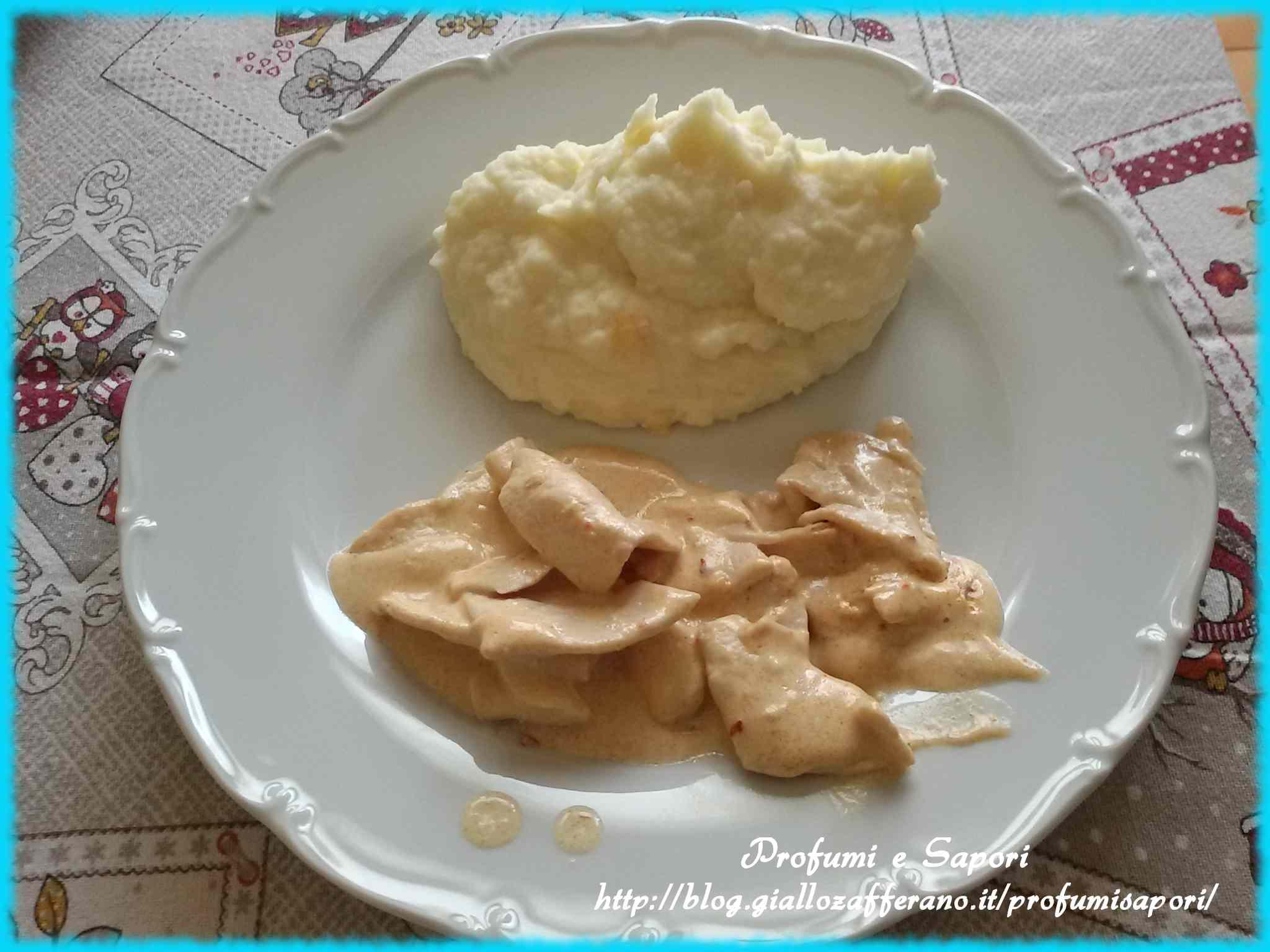 Ricetta: Bocconcini di pollo alla paprika