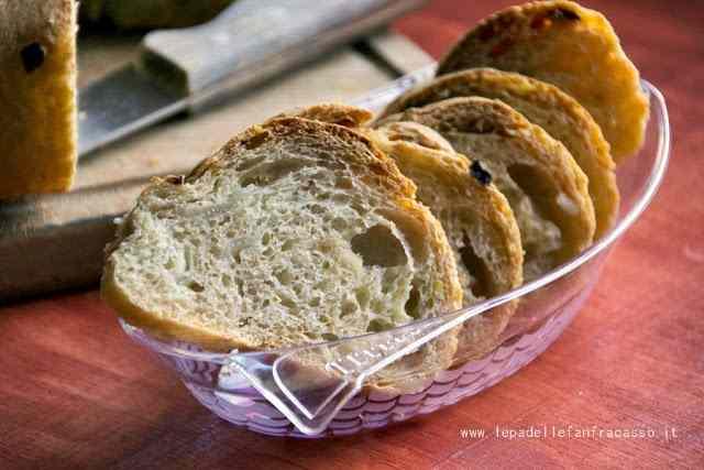 Ricetta: Pane alle cipolle nel fornetto estense
