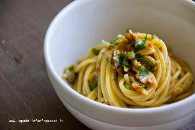 Ricetta: Gli spaghetti alle vongole