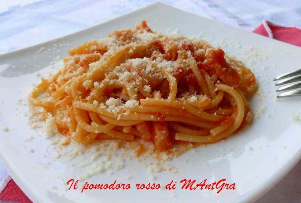 Ricetta: Spaghetti all'amatriciana
