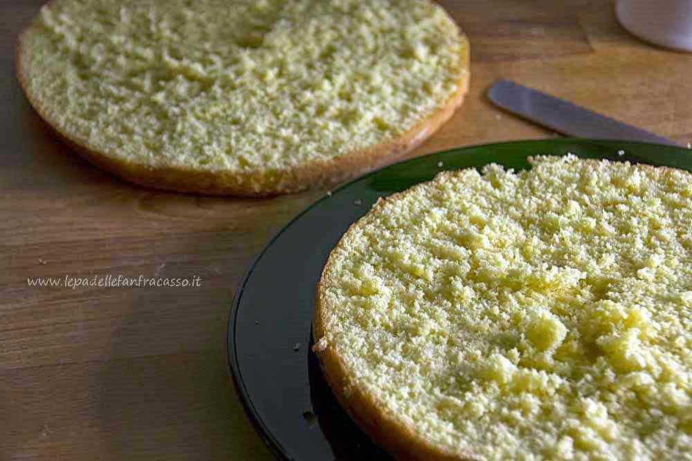 Ricetta: Il pan di spagna ricetta base