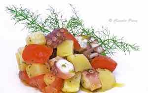 Ricetta: Polpo e patate
