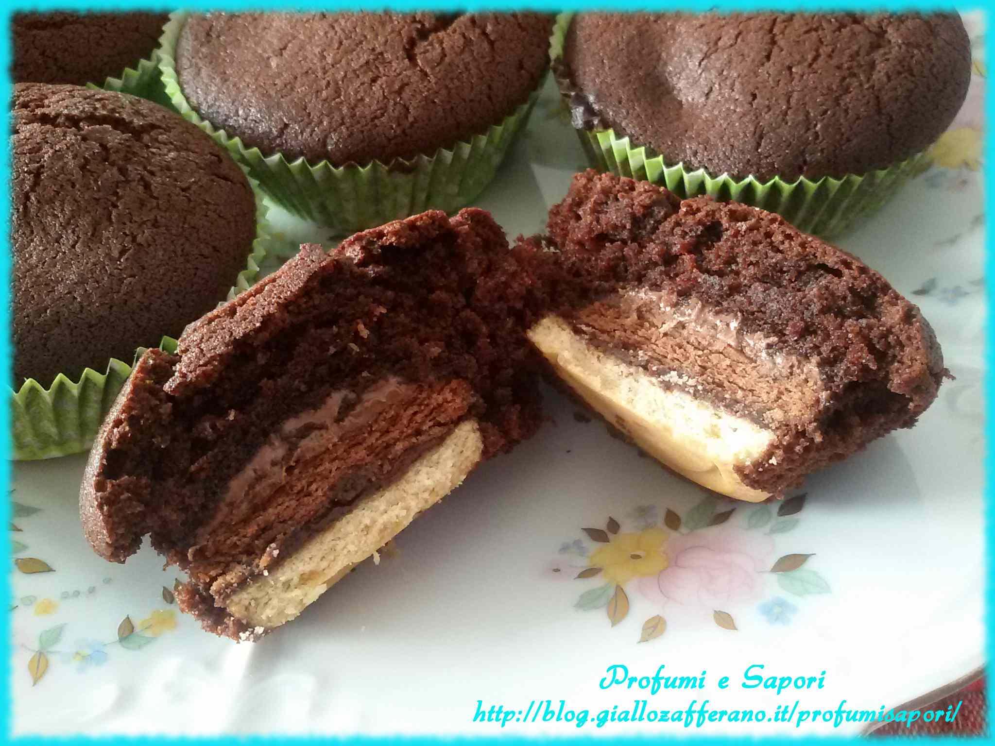 Ricetta: Muffin ringo e Nutella