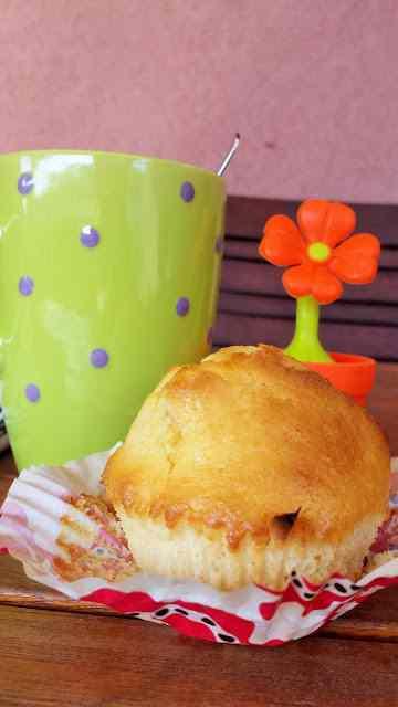 Ricetta: Muffin al profumo di limoncello e pinoli