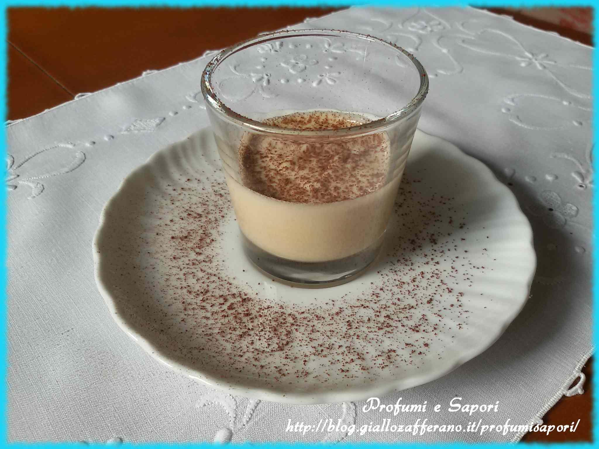 Ricetta: Crema fredda di caffe
