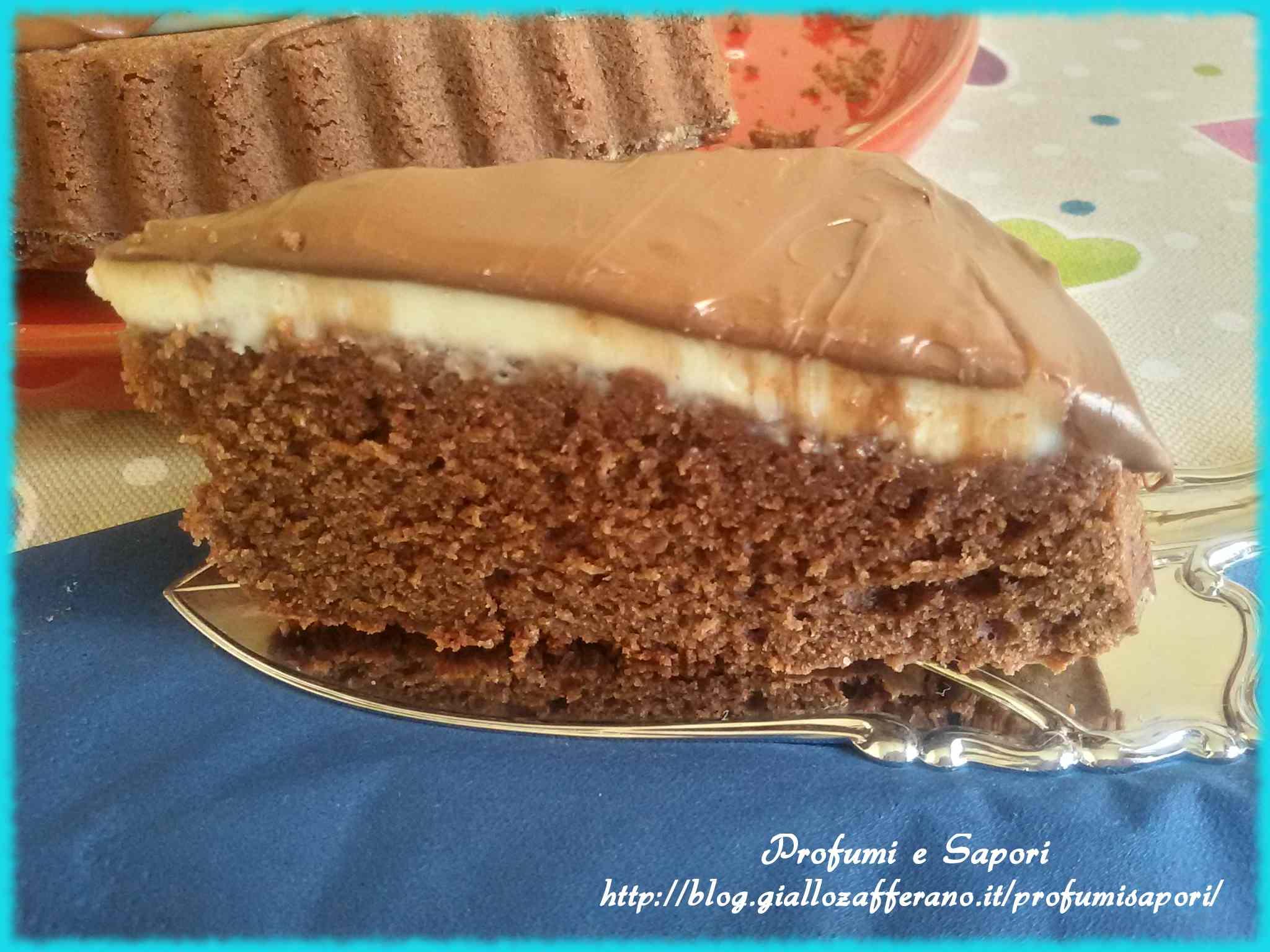 Ricetta: Torta morbida mascarpone e nutella