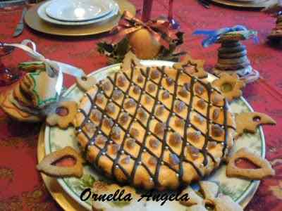 Ricetta: Egg nog cheese cake