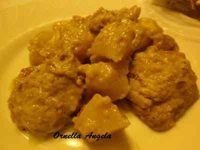 Ricetta: Filetto di maiale alla senape e mele