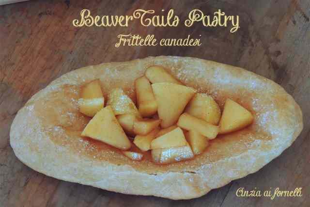 Ricetta: BeaverTails Pastry, frittelle canadesi