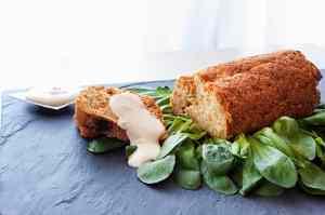 Ricetta: Arrosto vegano con salsa alla senape