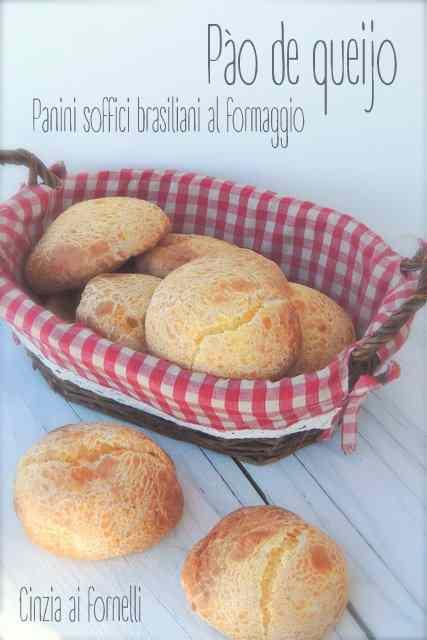 Ricetta: Panini soffici al formaggio, gluten free