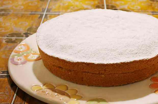 Ricetta: Torta Paradiso