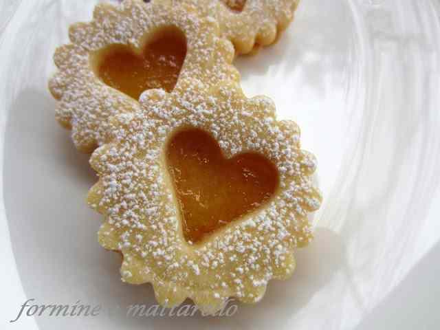 Ricetta: Biscotti all'arancia