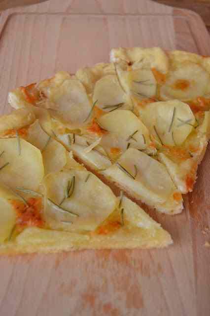 Ricetta: La pizza dell'uomo goloso..