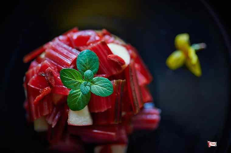 Ricetta: Bieta rossa e mela