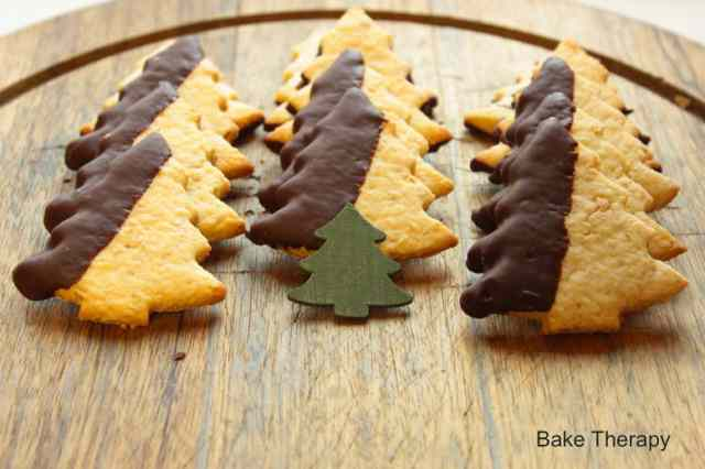 Ricetta: Alberelli cocco e cioccolato