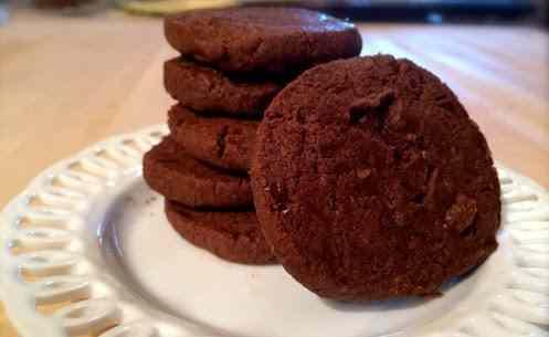 Ricetta: Sable al cioccolato e fleur de sel