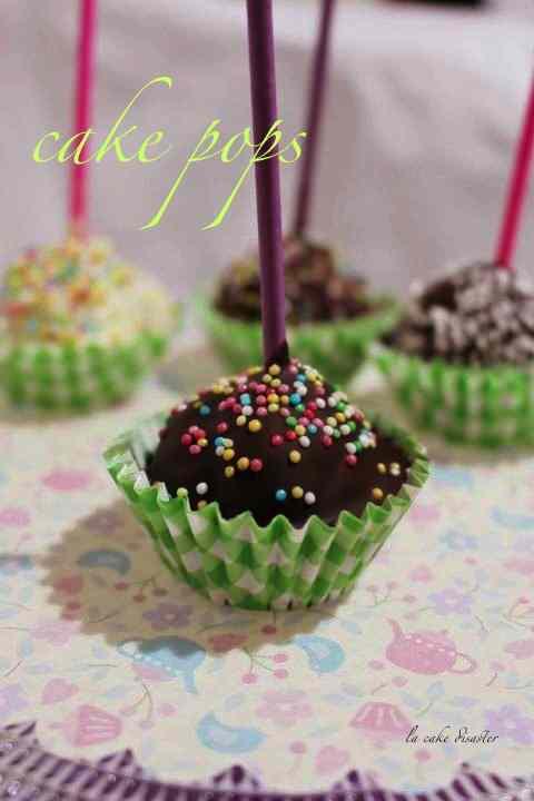 Ricetta: Cake Pops