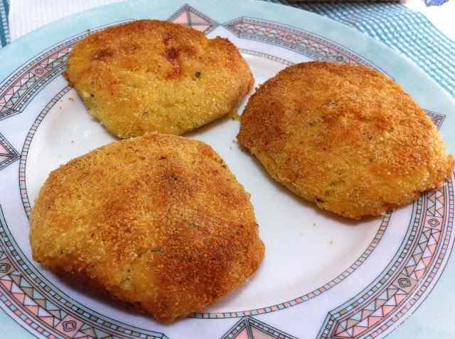 Ricetta: Crocchette di patate al forno