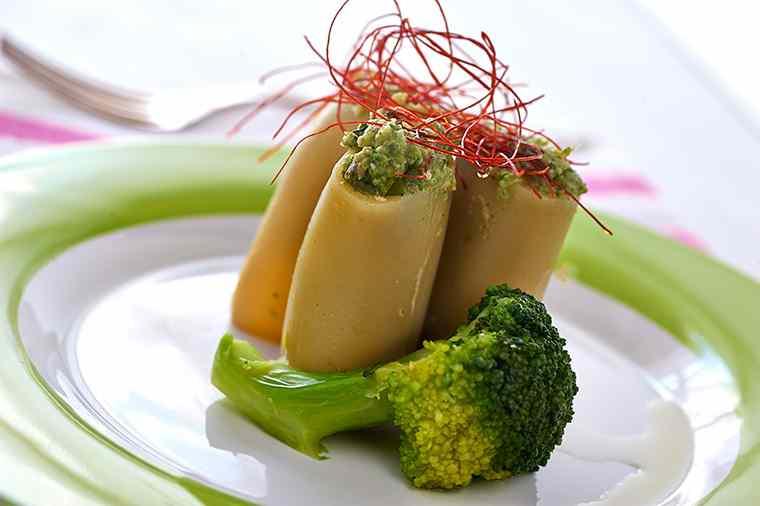 Ricetta: Paccheri ai broccoli