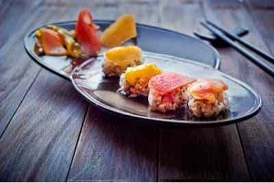Ricetta: Frutta sushi crudista