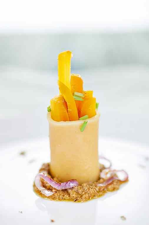Ricetta: Paccheri alle carote