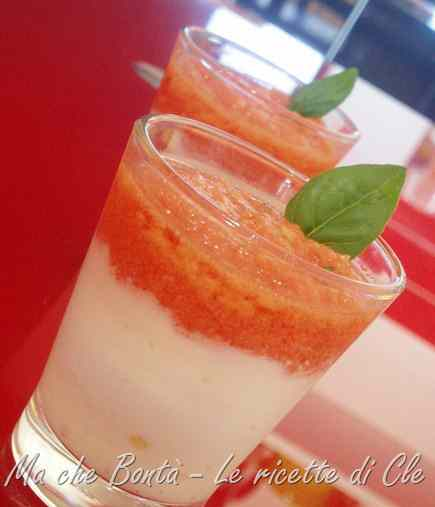 Ricetta: Bicchierini e budinetti capresi
