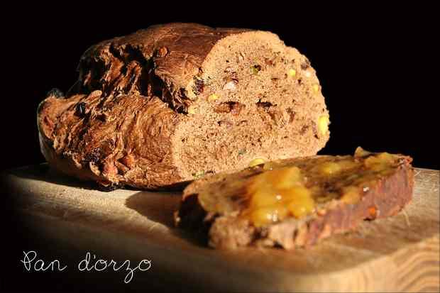 Ricetta: Pan di Orzo
