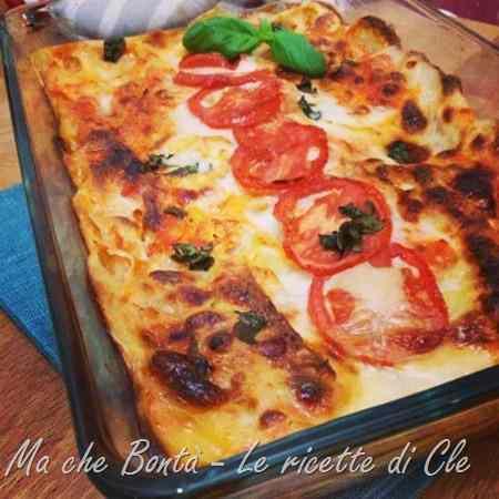 Ricetta: Lasagne al pomodoro