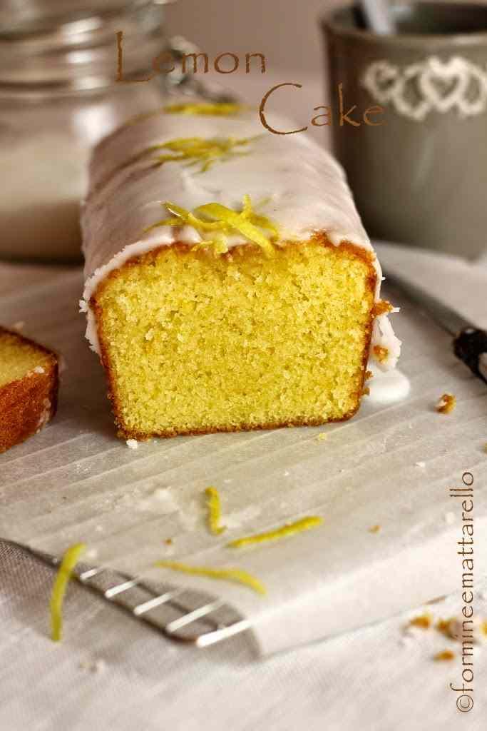 Ricetta: Lemon cake