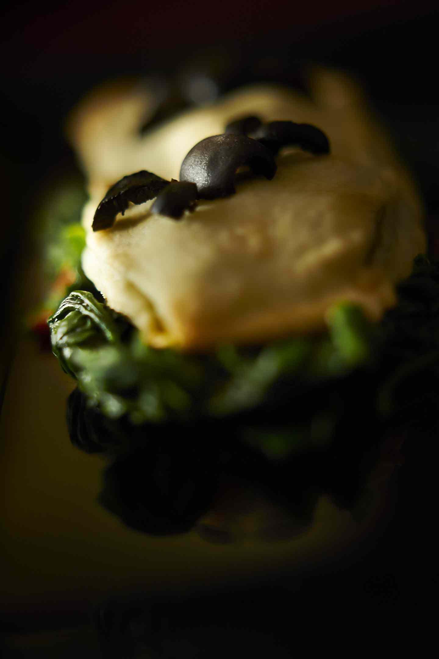 Ricetta: Scrigno di spinaci