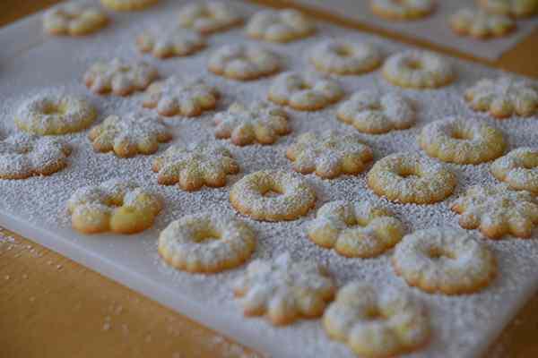 Ricetta: Biscotti di frolla montata