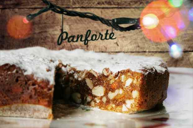 Ricetta: Panforte