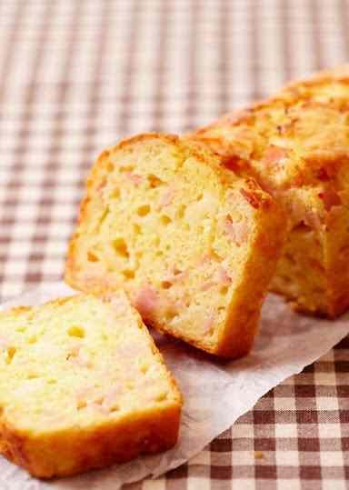 Ricetta: Torta salata al prosciutto