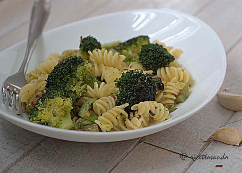 Ricetta: Pasta e broccoli