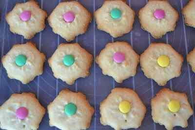 Ricetta: Biscottini alla vaniglia