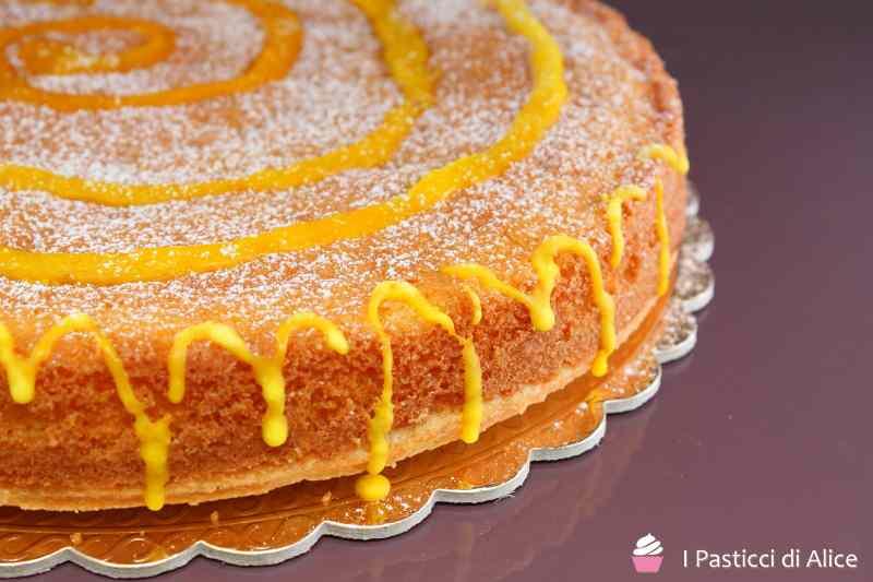Ricetta: Torta al Limone
