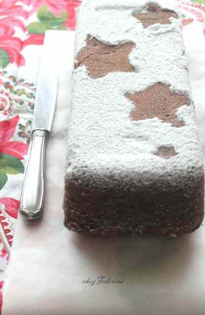 La ricetta del plumcake al cioccolato per la colazione di Natale