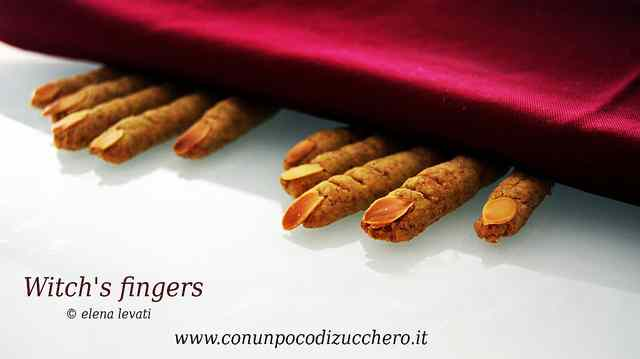 Ricetta: Halloween atto VI: scherzetto! Witch's Fingers Salate
