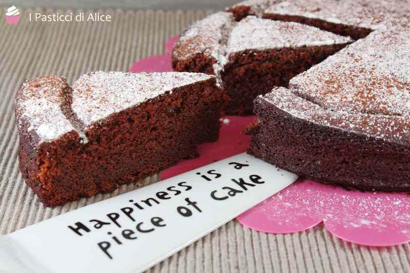 Ricetta: Torta Super Cioccolatosa