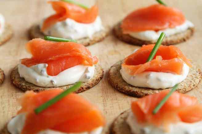 Ricetta: Mousse di salmone