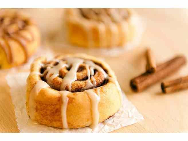 Ricetta: Cinnamon rolls