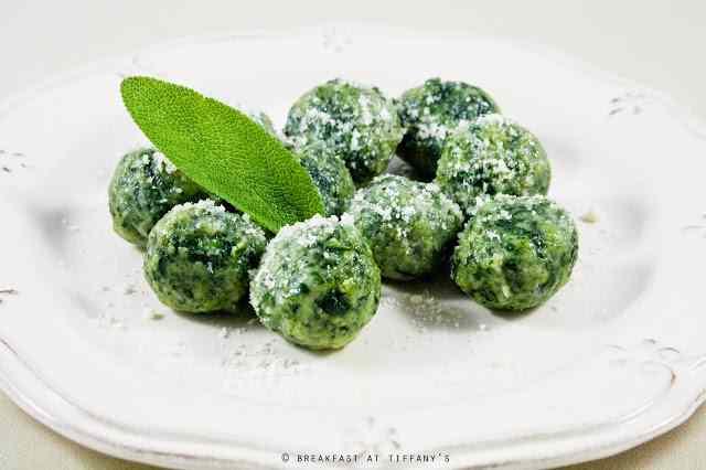 Ricetta: Gnocchi verdi di spinaci homemade