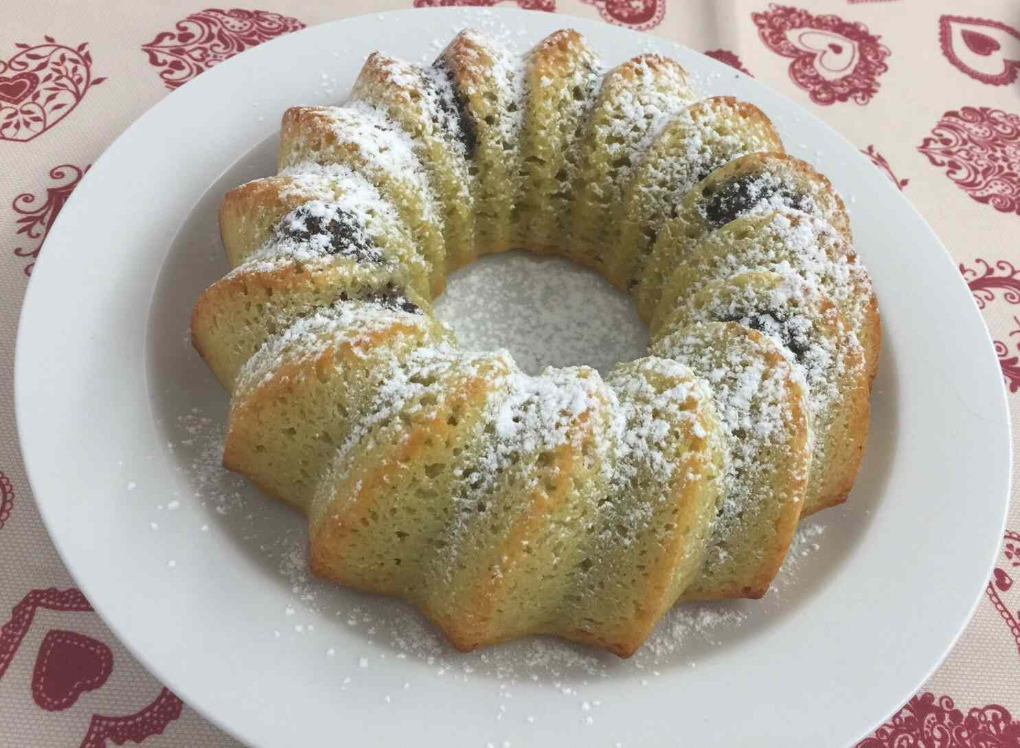 Ricetta: Torta cocco e nutella