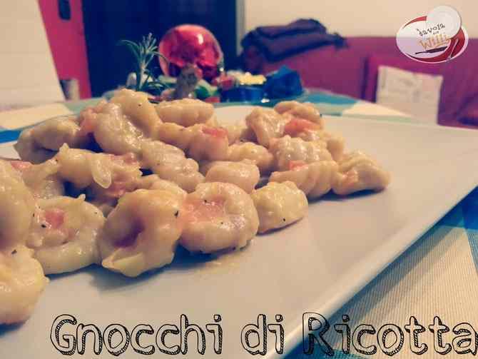 Ricetta: Gnocchi al Pomodoro e Pecorino