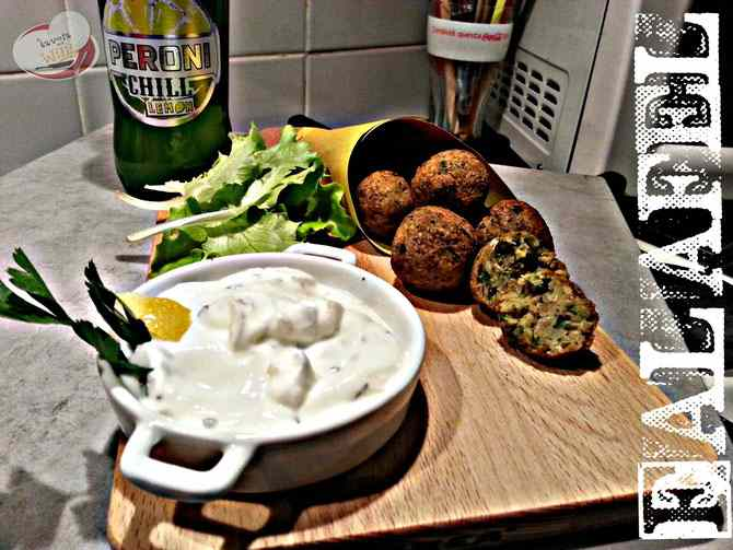 Ricetta: Falafel