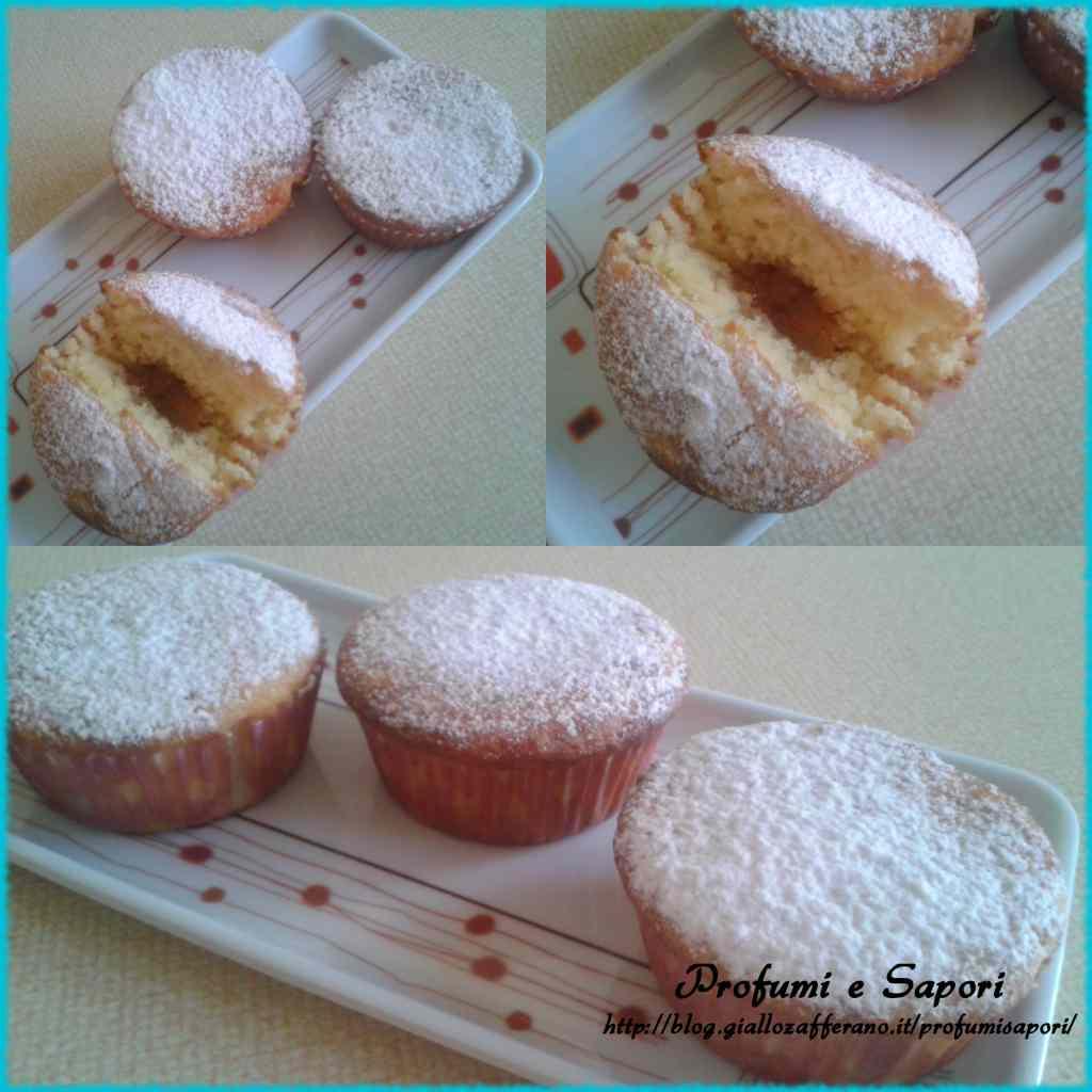 Ricetta: Muffin alla marmellata