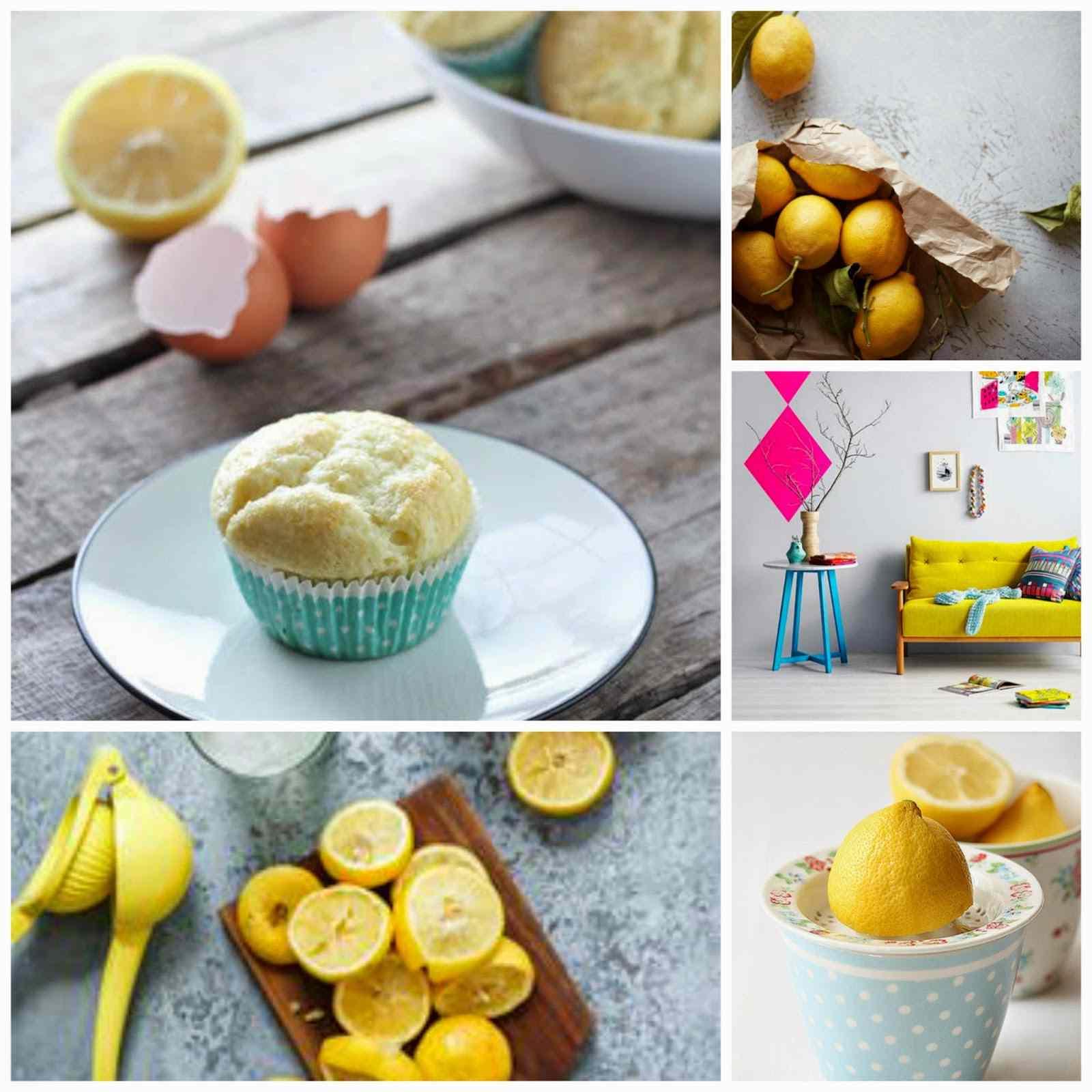Ricetta: Lemon muffins recipe / Muffins al limone
