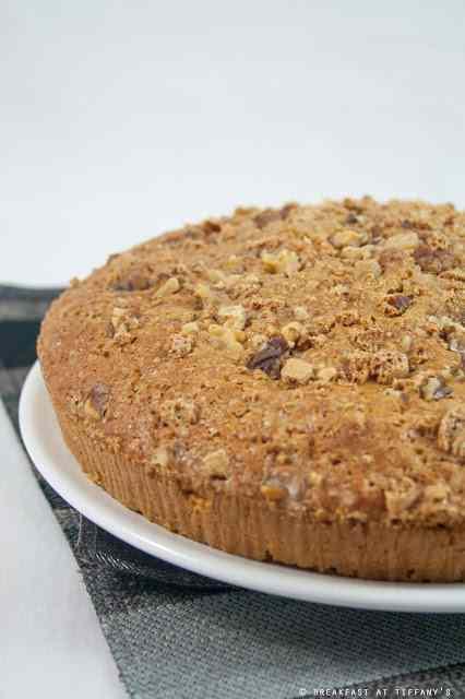 Ricetta: Torta agli amaretti e noci senza burro / No-butter amaretti & walnuts cake recipe