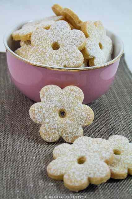 Ricetta: I canestrelli fatti in casa / Canestrelli Italian shortbread cookies recipe